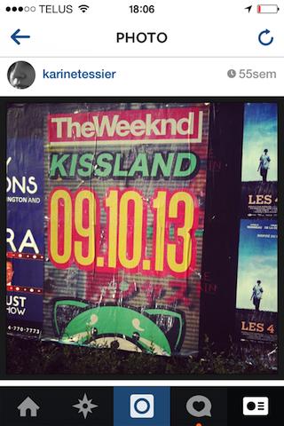 Photo Instagram de Karine - Jeans & Stilettos