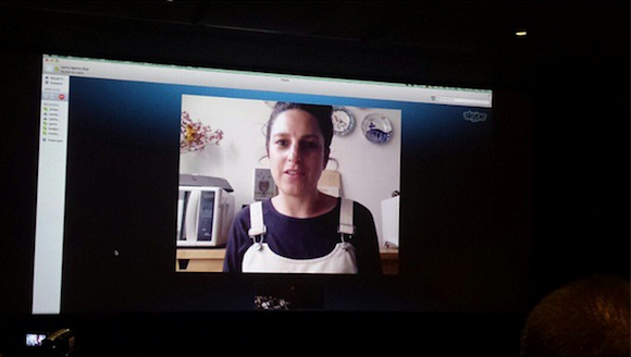 Session Skype avec Gillian Robespierre - Jeans & Stilettos