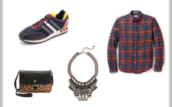 Shopping automnal chez East Dane et Shopbop