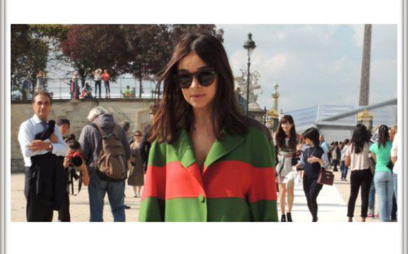Paris Fashion Week P/É 2015 : Miroslava Duma