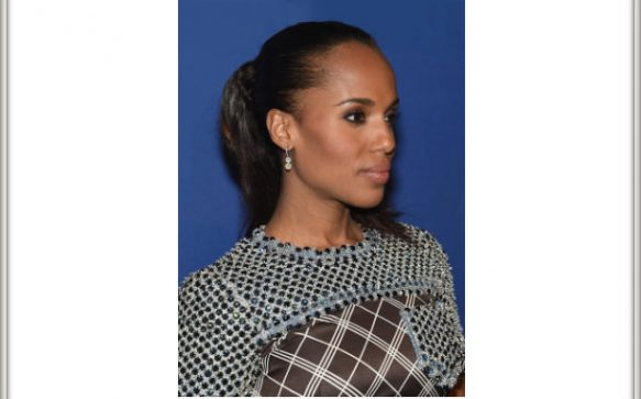 Vues sur Kerry Washington