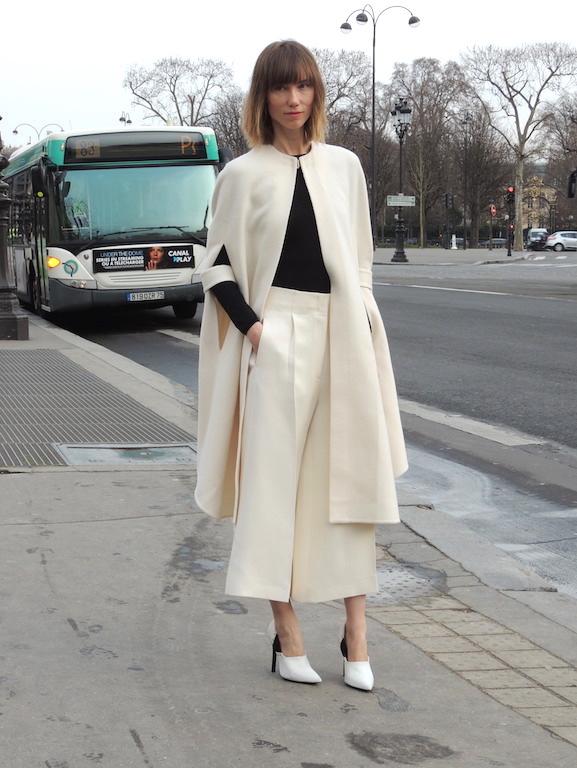 Anya Ziourova - streetstyle de Jeans & Stilettos