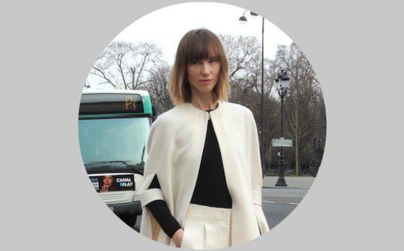 Paris Haute Couture P/É 2015 – Anya Ziourova