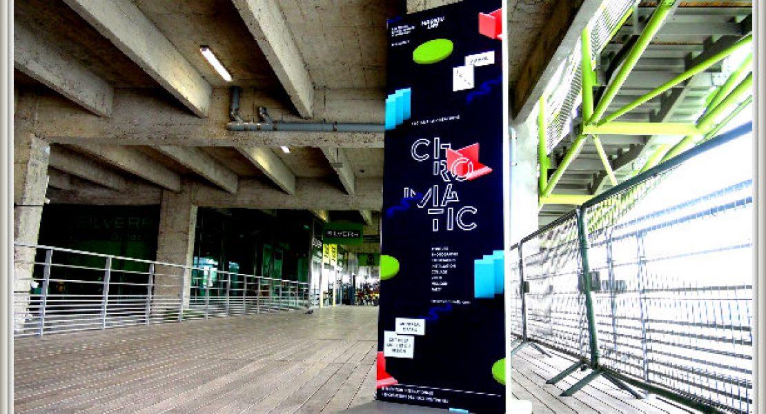 Rdv artistique avec Chromatic Paris