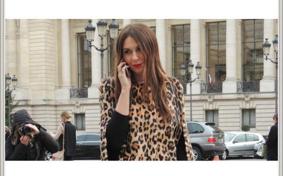 Paris Haute Couture P/É 2015 : silhouette toute en cape