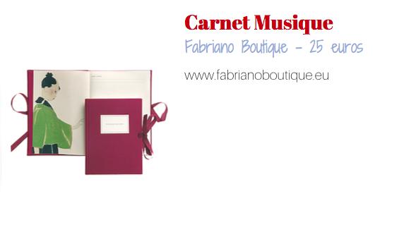 carnet musique_fabriano boutique- jeans et stilettos