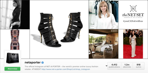 Instagram-Net A Porter- Jeans & Stilettos