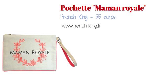 Pochette_French King_ jeans et stilettos