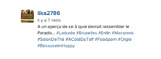 instagram Lisette Kazadi - Lika2786 - Jeans & Stilettos