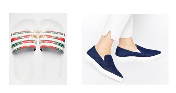 Sélection Chaussures P/É 2015 - Jeans & Stilettos