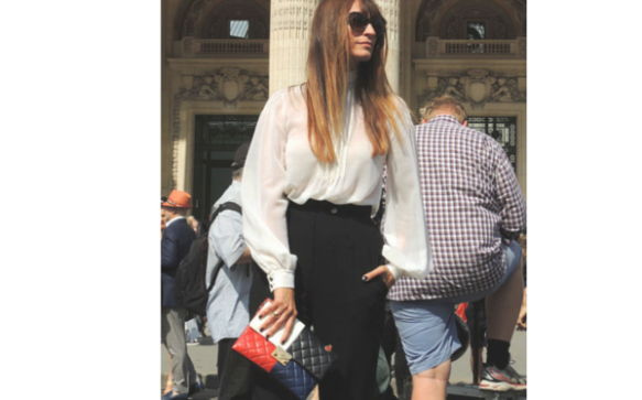 Paris Haute Couture A/H 2015 : Caroline de Maigret