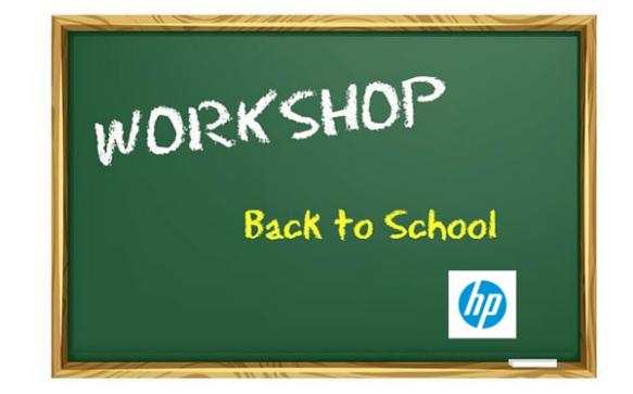 """Nouveautés et coups de coeur vus au workshop """"Back to school"""" d'HP"""