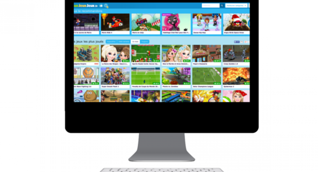 La pause jeux en ligne