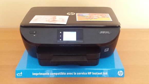 Imprimante HP Envy 5640 - Workshop HP - Jeans & Stilettos