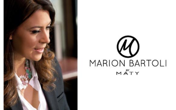 Mes coups de coeur dans la collection capsule Marion Bartoli by MATY