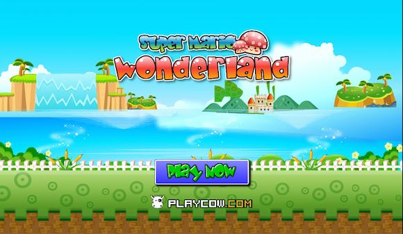Super Mario Wonderland - JeuxJeuxJeux - Jeans & Stilettos