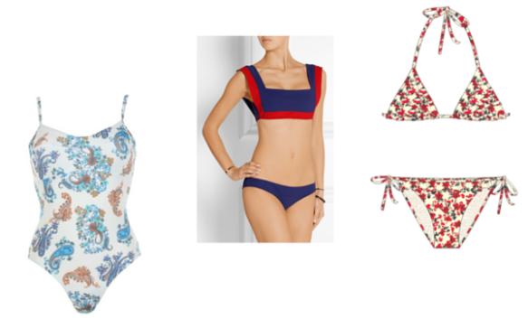 Sélection Shopping : Les Maillots de Bain