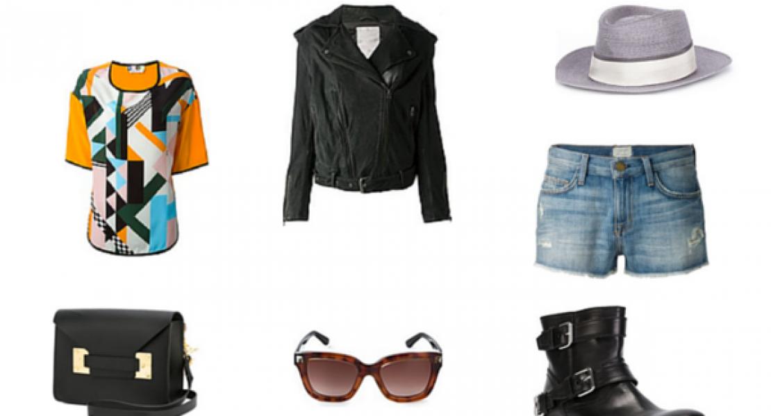 Idées de Looks signés Farfetch pour Rock En Seine