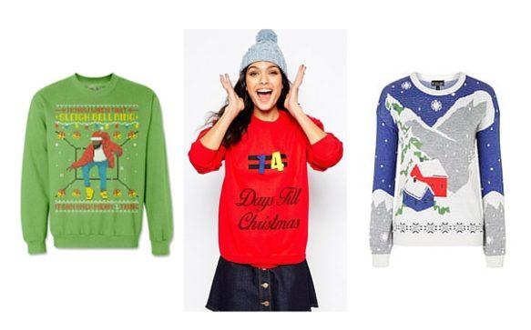 Shopping Mode : Pulls de Noël