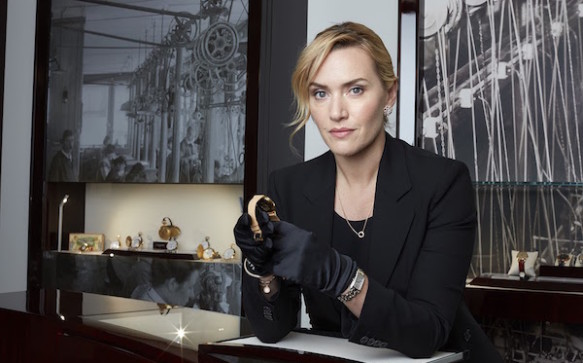 Kate Winslet et LONGINES ensemble pour Golden Hat Foundation