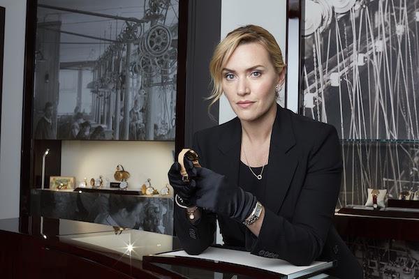Kate Winslet et LONGINES ensemble pour Golden Hat Foundation