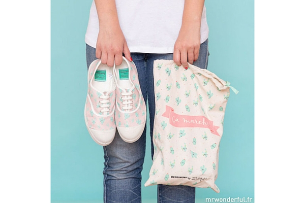 Collab' mode : Bensimon by Mr Wonderful