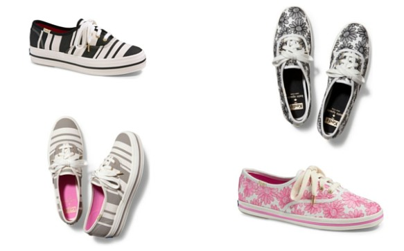 Collaboration Mode : Keds x Kate Spade