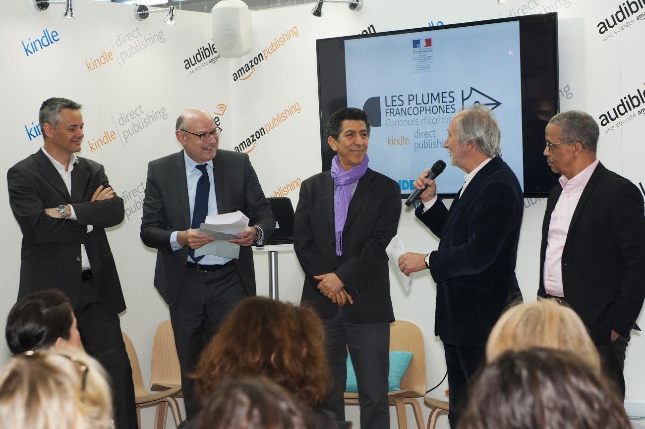 """Lancement Concours Littéraire """"Les Plumes Littéraires"""""""