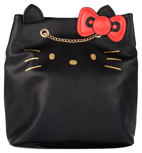 ASOS x Hello Kitty - Sac à dos avec visage brodé