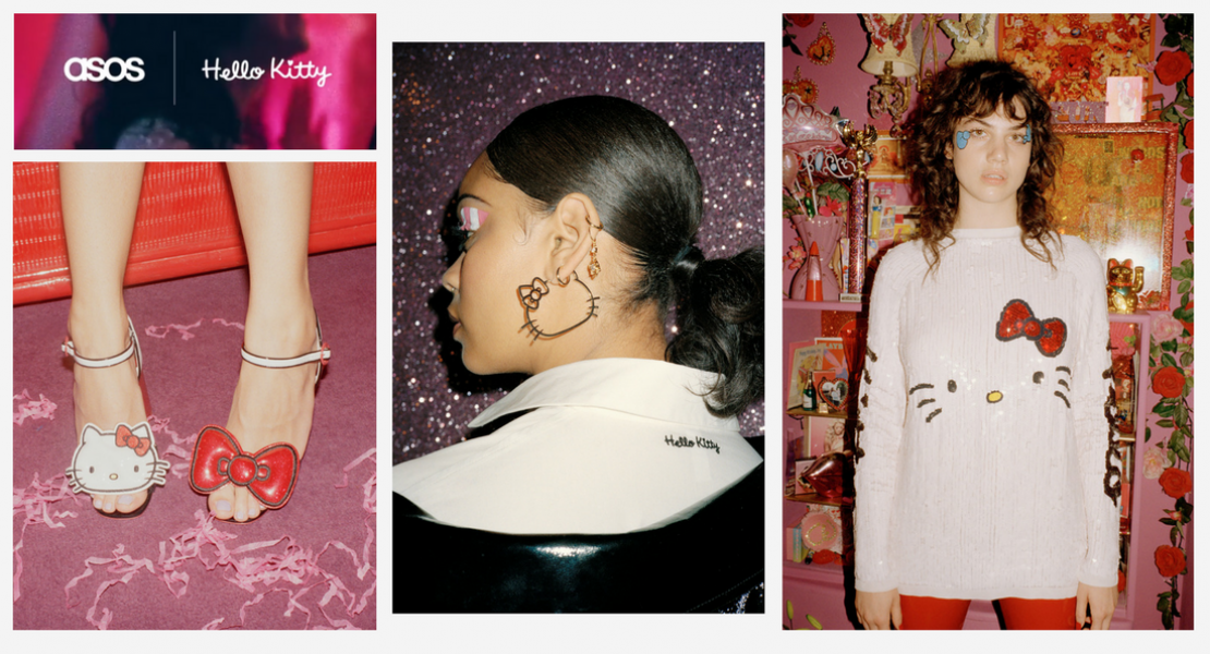 ASOS x Hello Kitty : la collection en images