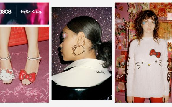 ASOS x Hello Kitty : la collection en images