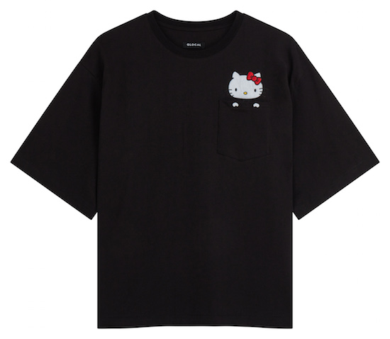 Hello Kitty X ASOS_tee-shirt