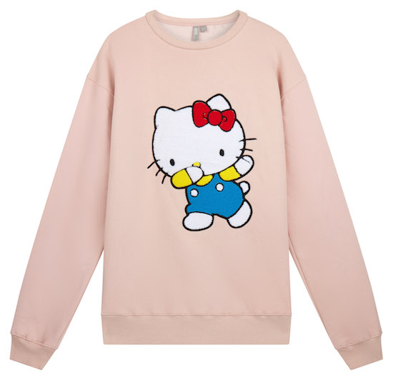 Hello Kitty X ASOS-sweatshirt