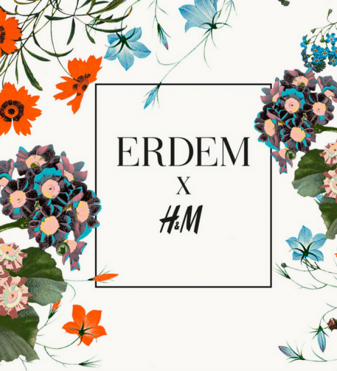 ERDEM x H&M : mes coups de coeur de la collection