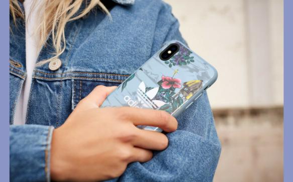 De Nouvelles Coques pour iPhones Signées Adidas Originals