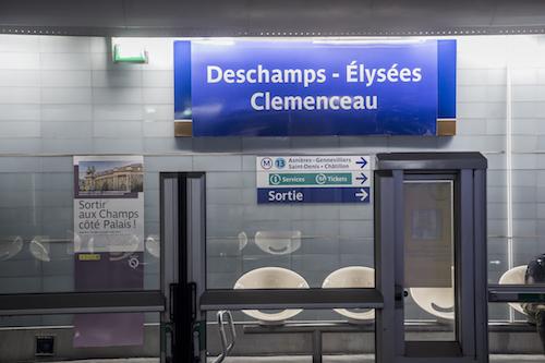 Station_DesChampsElyseesClemenceau_RATP_jeansetstilettos